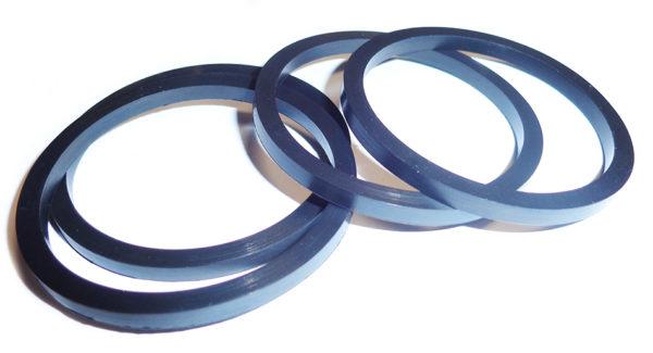 Square-Ring per fine corsa forcella