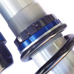 Ring spring adjuster Blue WP Link KTM/Husky